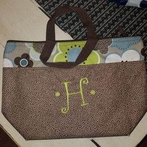 """Thirty-one """"H"""" Lunch Bag"""